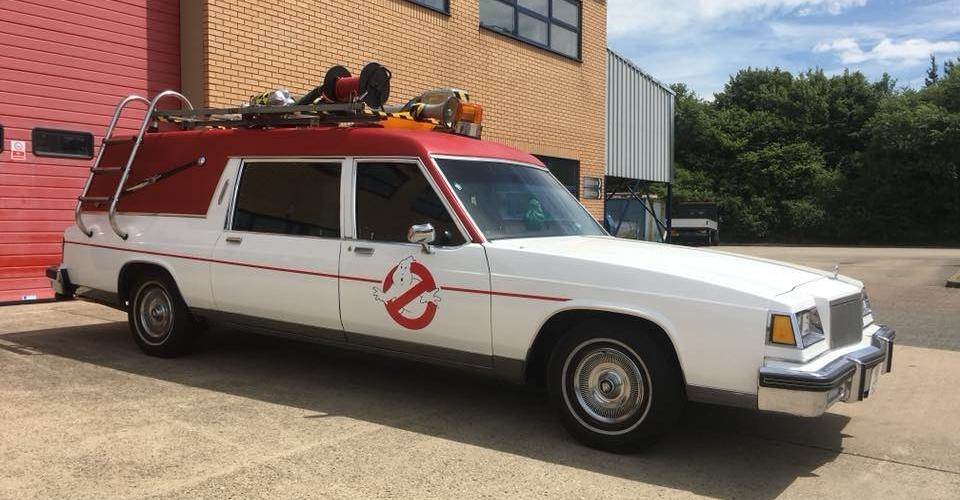 Ghostbusters Ecto 1 rep